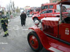 Bruno Rocco è il nuovo capo distaccamento dei Vigili del fuoco della città 1