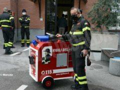 Bruno Rocco è il nuovo capo distaccamento dei Vigili del fuoco della città 2