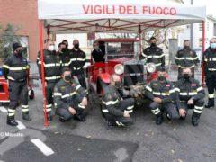 Bruno Rocco è il nuovo capo distaccamento dei Vigili del fuoco della città 4