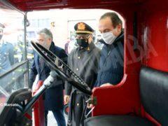 Bruno Rocco è il nuovo capo distaccamento dei Vigili del fuoco della città 6