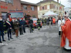 Bruno Rocco è il nuovo capo distaccamento dei Vigili del fuoco della città 8