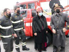 Bruno Rocco è il nuovo capo distaccamento dei Vigili del fuoco della città 11