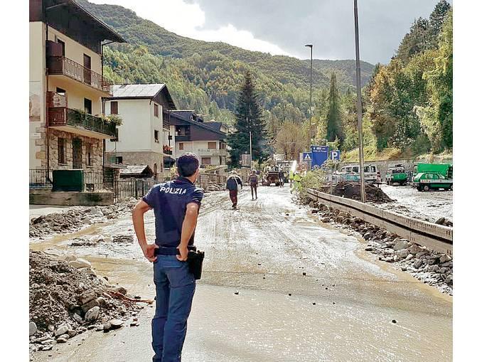 alluvione ottobre 2020