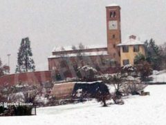 Le foto della prima nevicata stagionale 22