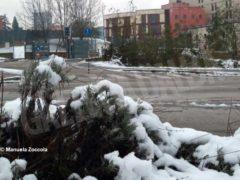 Le foto della prima nevicata stagionale 20