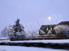 Le foto della prima nevicata stagionale 11