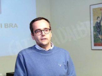 Stefano Carrer è il nuovo presidente della sezione arbitri di Bra