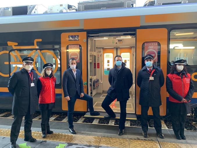 gabusi della monica nuovi treni SFM1