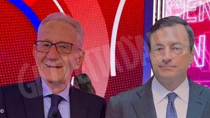 Tra gli auspici per il 2021 del banchiere Ghisolfi c'è anche un Governo guidato da Draghi