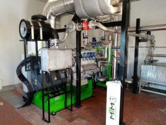 Entro fine anno entrerà in funzione il nuovo cogeneratore costruito al depuratore di Govone 1