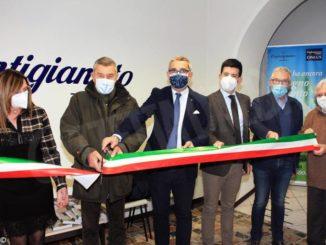 Inaugurati a Garessio i nuovi uffici di Confartigianato