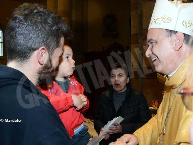 monsignor marco brunetti – foto MARCATO-GAZZETTA D'ALBA