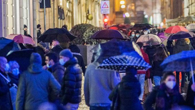 Covid: verso il lockdown nazionale per il periodo di Natale