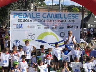 Il Pedale Canellese raccoglie giochi per i bambini delle case famiglia