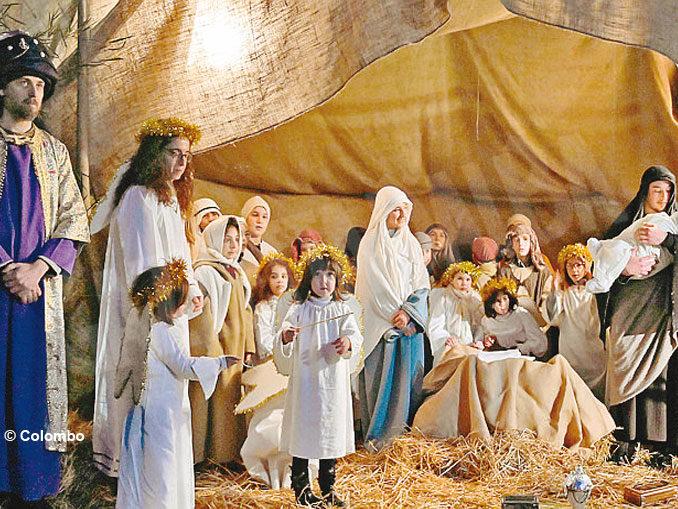 La Messa di mezzanotte per Natale è un falso problema