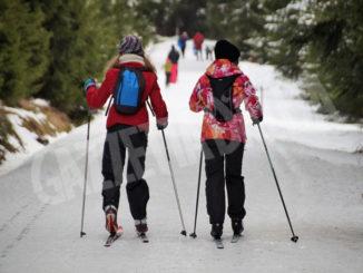 Chiarimenti sulla pratica dello sci di fondo in Piemonte