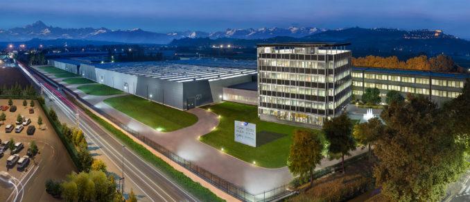 Il Gruppo Tcn/Bianco presenta un progetto di ampliamento dello stabilimento di Alba 1