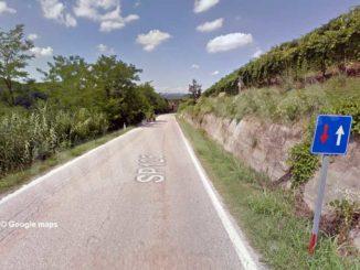 Approvato il progetto per riparare frane e avvallamenti sulla provinciale a Serralunga