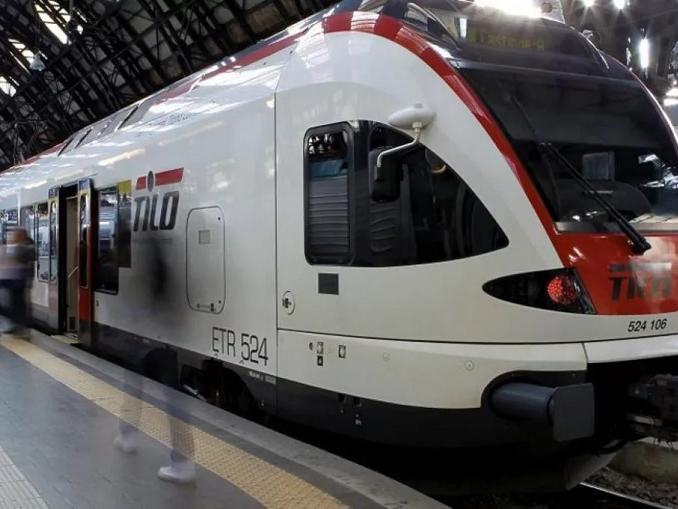 stop traffico ferroviario internazionale tra Italia e Svizzera coronavirus