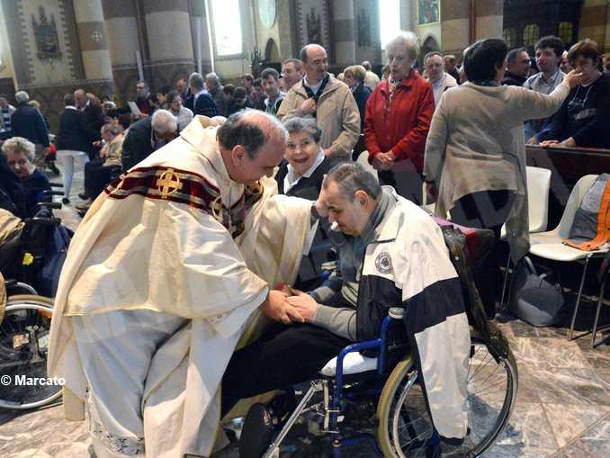 vescovo Brunetti gioranta disabili2