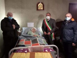 Adriana Cebrario di Castagnole delle Lanze ha festeggiato 100 anni 1