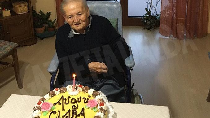 Boschetto celebra i 100 anni di Clarina Ternavasio