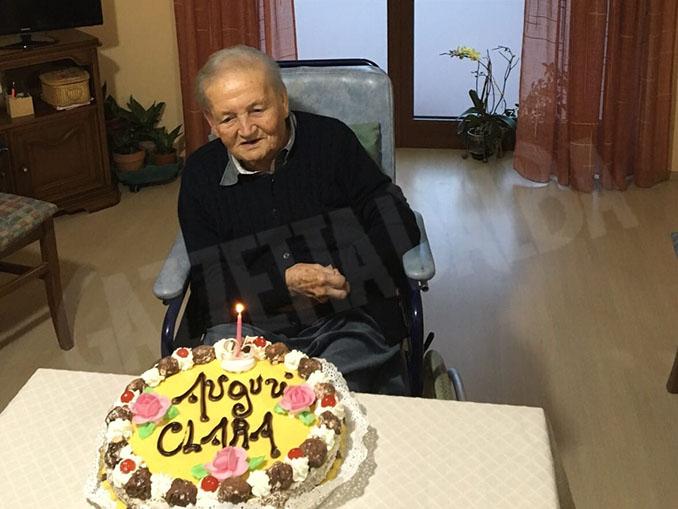 100 anni di Clarina Ternavasio