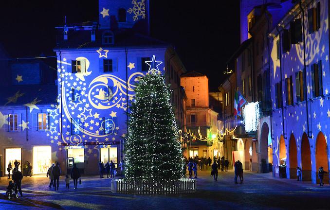 Alba a Natale
