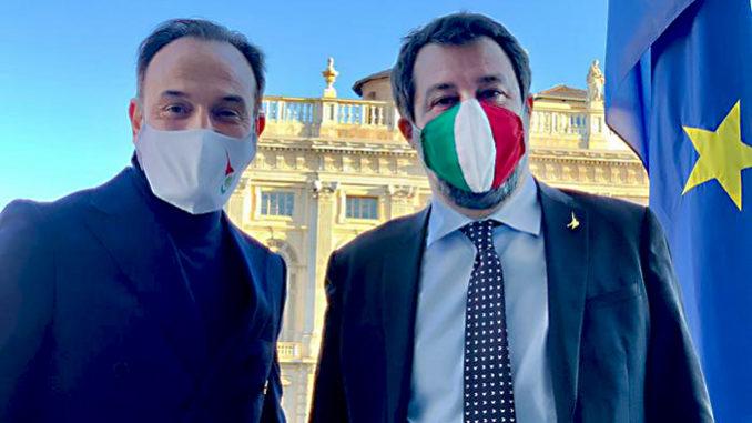 Cirio incontra Salvini, attenzione a Torino e Piemonte