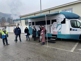 Un ambulatorio mobile esempio virtuoso di prossimità sanitaria