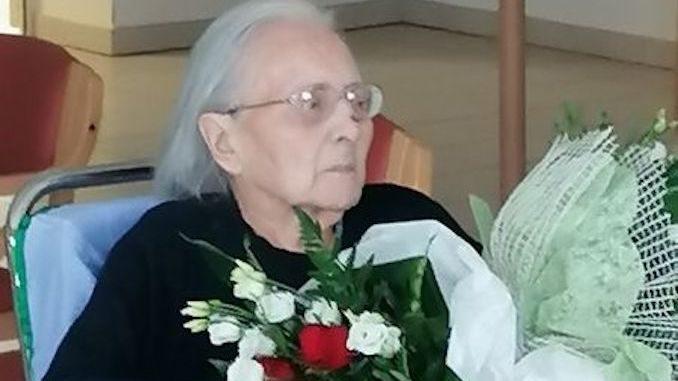 Dogliani piange la centenaria Anna Fia