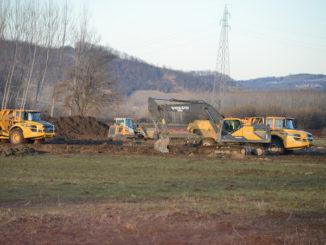 ULTIM'ORA! Iniziati a Verduno i lavori per la costruzione del casello dell'autostrada Asti-Cuneo