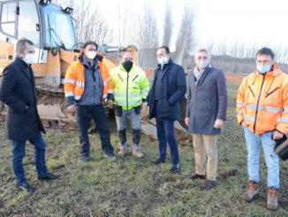 ULTIM'ORA! Iniziati a Verduno i lavori per la costruzione del casello dell'autostrada Asti-Cuneo 1