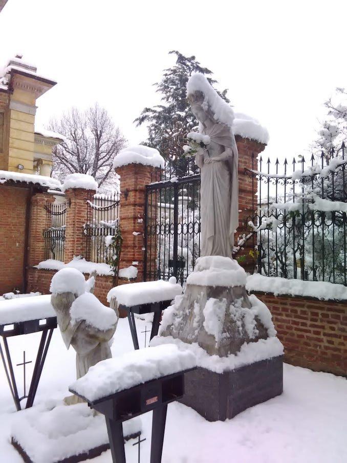 Le fotografie della prima neve del 2021 87
