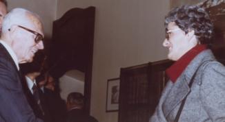 Grande cordoglio per la scomparsa dell'ex sindaca di Belvedere Langhe, Carla Pautasso 1