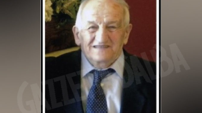 Guarene piange la scomparsa del 91enne Carlo Accossato