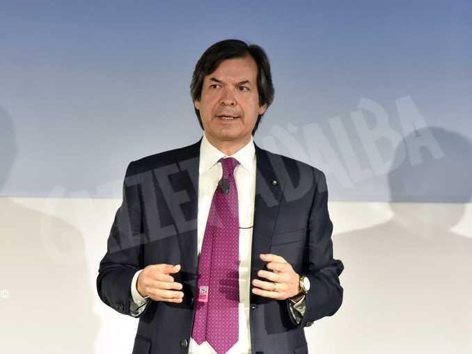 Carlo Messina Intesa Sanpaolo