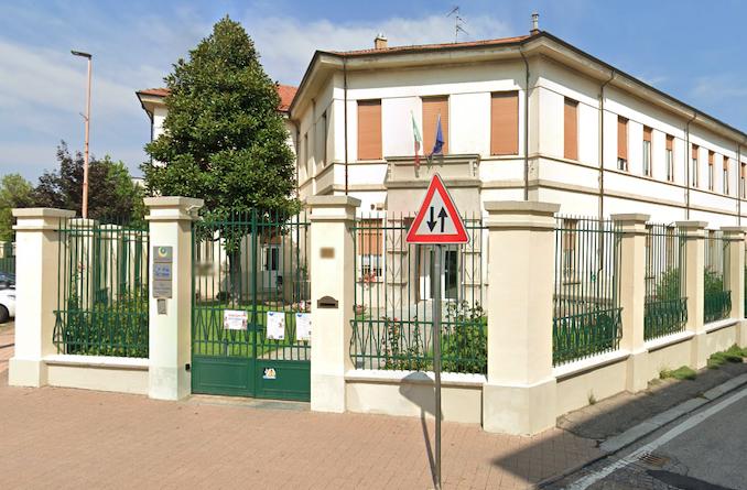 Casa Maria ausiliatrice nel quartiere Moretta