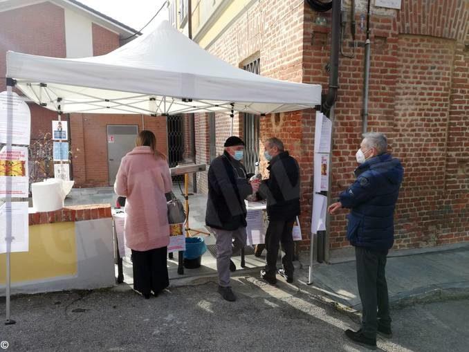 A Ceresole raccolte 450 firme contro il deposito di scorie radioattive 1