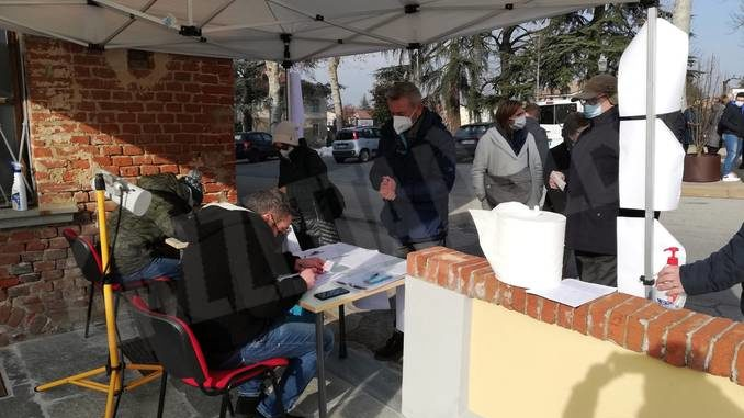 A Ceresole raccolte 450 firme contro il deposito di scorie radioattive