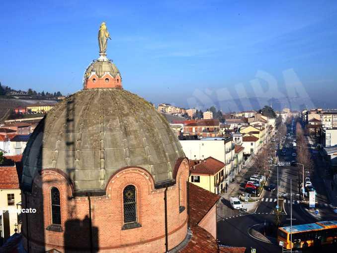 Chiesa Moretta campanile lavori4