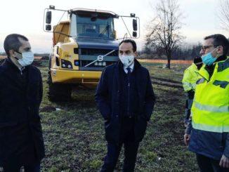 ULTIM'ORA! Iniziati a Verduno i lavori di costruzione del casello dell'autostrada Asti-Cuneo 2