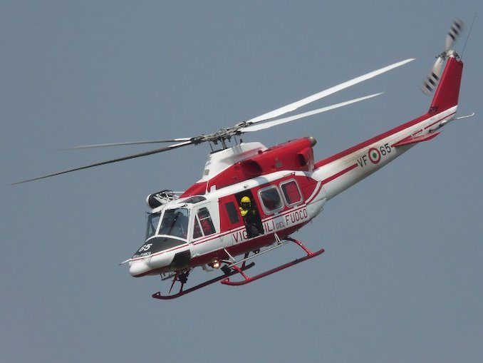 Escursionisti soccorsi dall'elicottero in Ossola