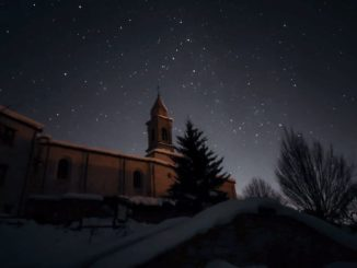 Black out a Feisoglio: il paese dell'Alta Langa rimane al buio in un'incredibile notte stellata