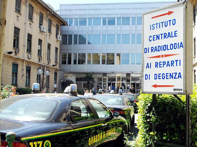 GDF alla Città della Salute e della Scienza di Torino
