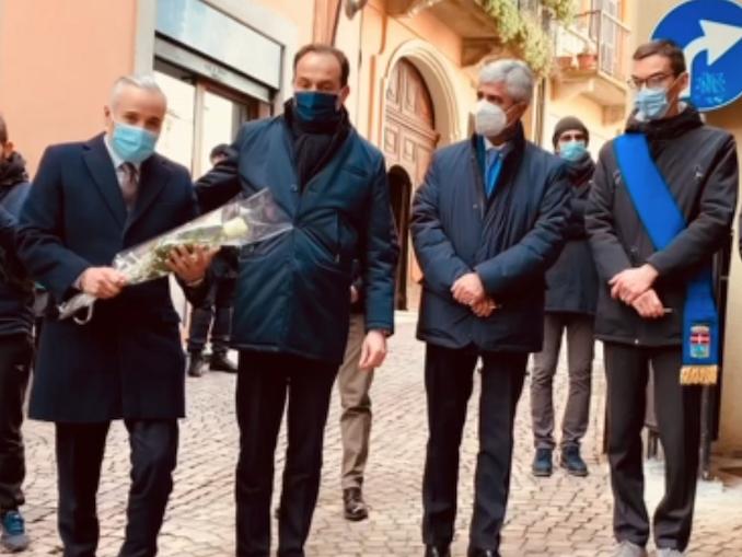 Giornata della memoria: le parole del presidente Alberto Cirio (VIDEO)