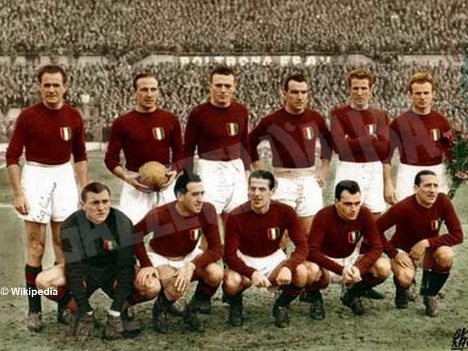 Grande Torino: disegno di legge per istituire giornata in memoria della squadra perita a Superga