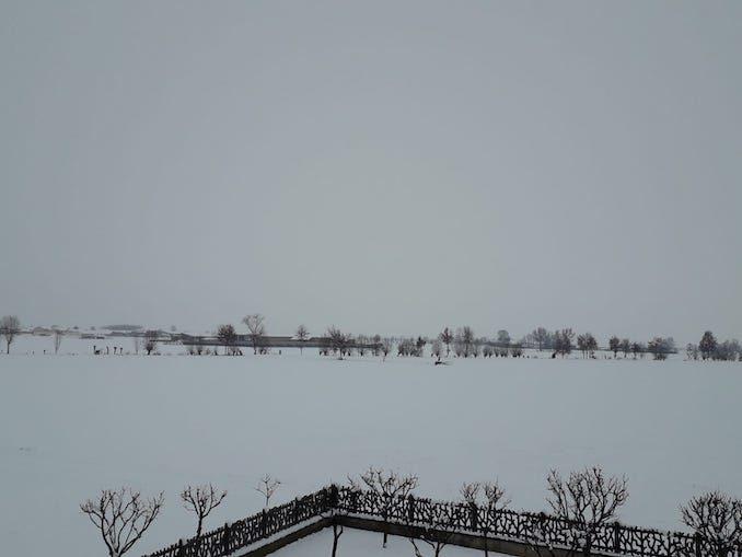 Le fotografie della prima neve del 2021 39