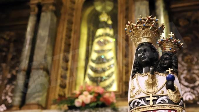 Dal 21 al 27 gennaio l'aeroporto di Cuneo Levaldigi ospita la statua della Madonna di Loreto