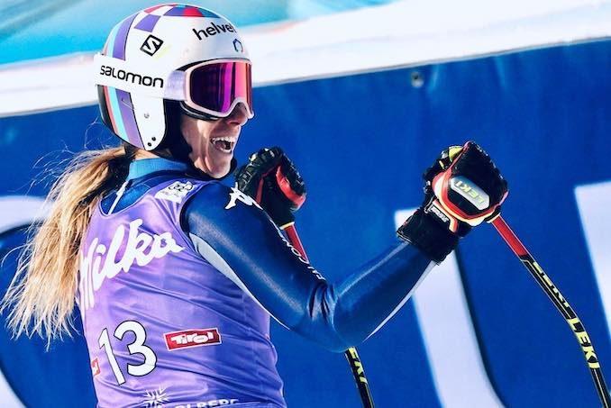 Sci: la cuneese Marta Bassino vince il gigante a Kranjska Gora